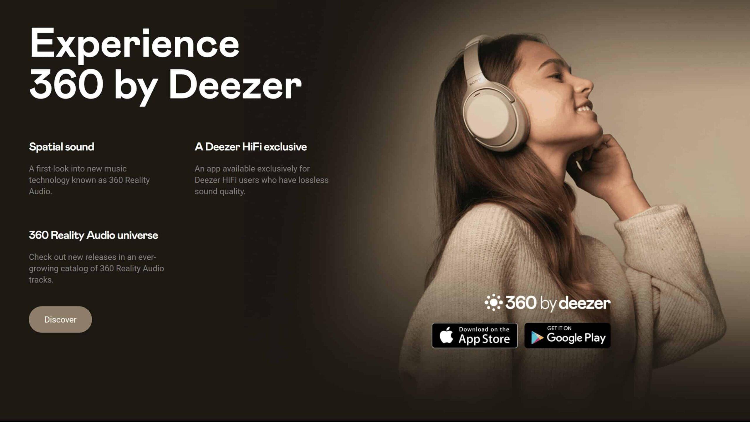 360 graden reality audio-app