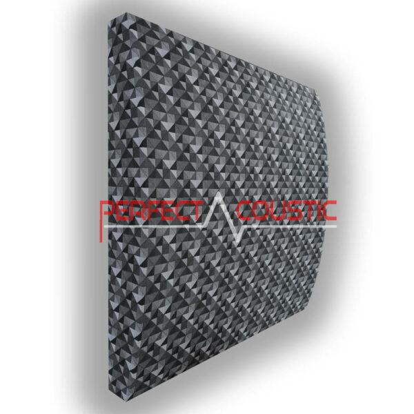 3D paneel geruit patroon