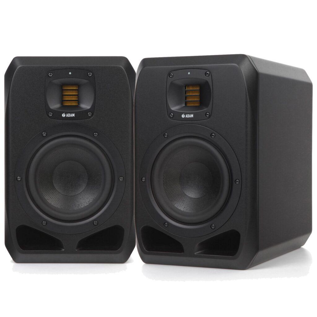 Adam-S2V-Paar studiomonitors