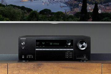 Amplificateur Onkyo TX-SR393