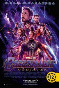 Avengers eindspel filmposter