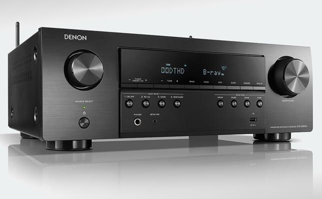 Denon AVR-S650H receiver