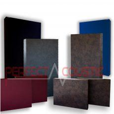 Geluidsabsorberende panelen met membraan
