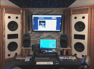 Genelec studiomonitor