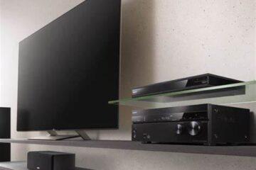 Hoofdafbeelding van de Sony STR-DN1080-ontvanger