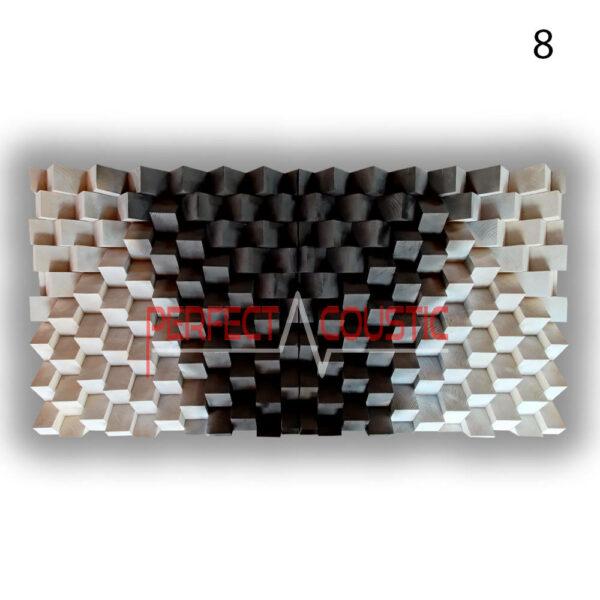 Wandpaneel-8 kleur