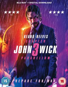 John Wick derde filmposter