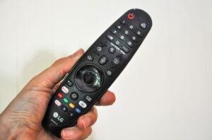 LG-CX afstandsbediening