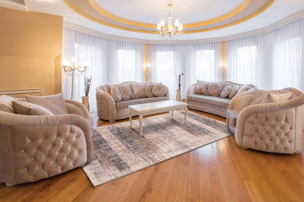 Luxury Harmony bruin patroon 12wsw-1 (3)