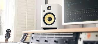 Monitor naar studio KRK-Rocket-V8-C4