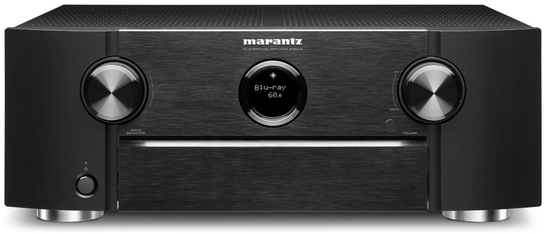 Ontvangertest uit Marantz-SR6015