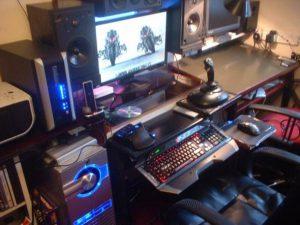 PC Gamer-luidsprekers
