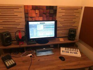 Perfect Acoustic hangelnyelő panel, akusztikai panel