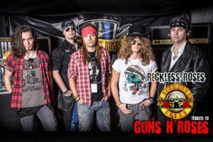 Poster over Guns-N-Roses