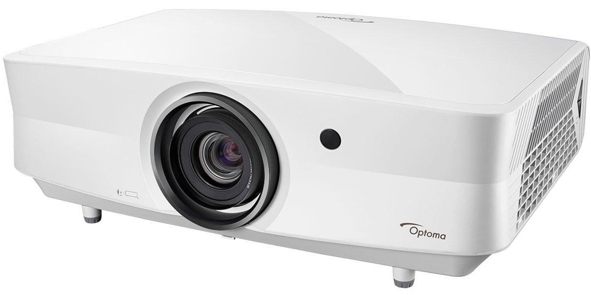 Proiettore Optoma-UHZ65LV-Bianco