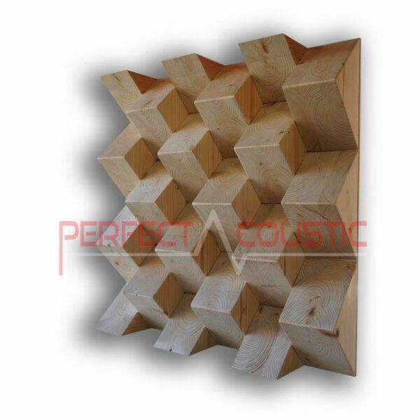 Pyramid akoestische diffuser (3)
