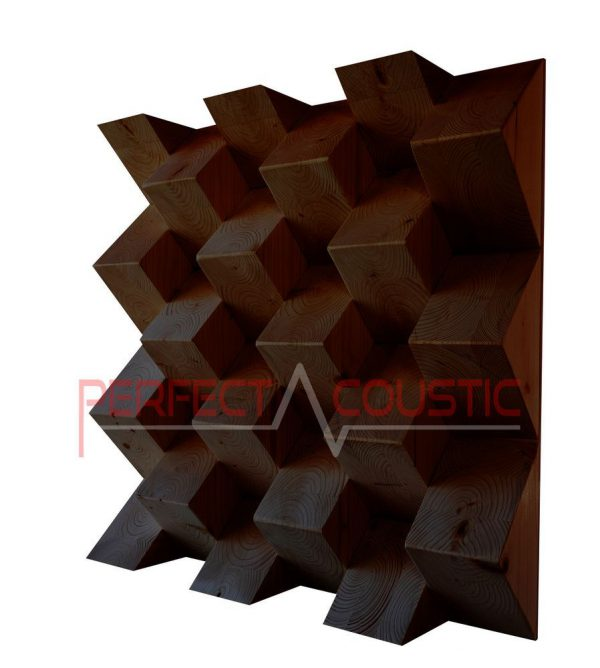 Pyramid akoestische diffuser (8)