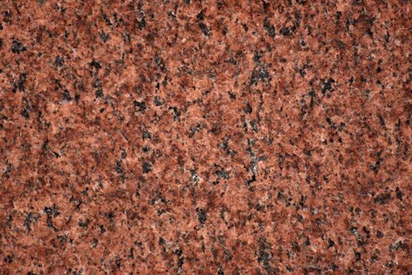 Rosso new imperial granite