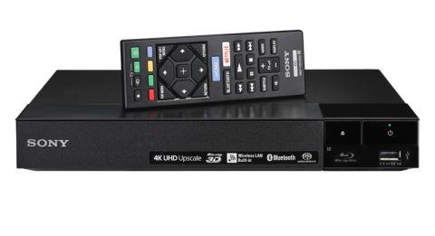 SONY-BDP-S6700 Blu-ray-speler