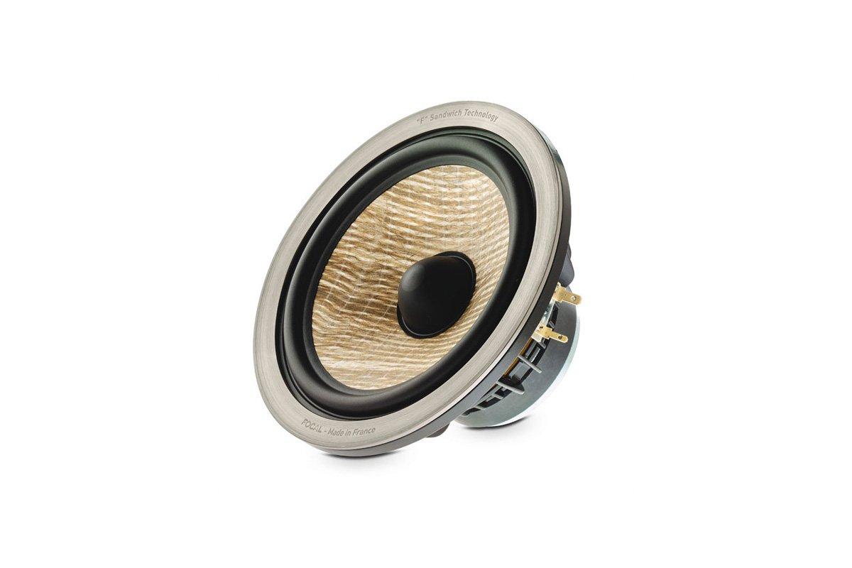 Sandwich-technologie voor Aria 906 luidsprekers
