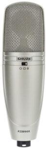 Shure-KSM44A microfoon