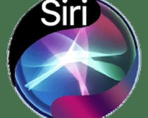 Siri-applicatie