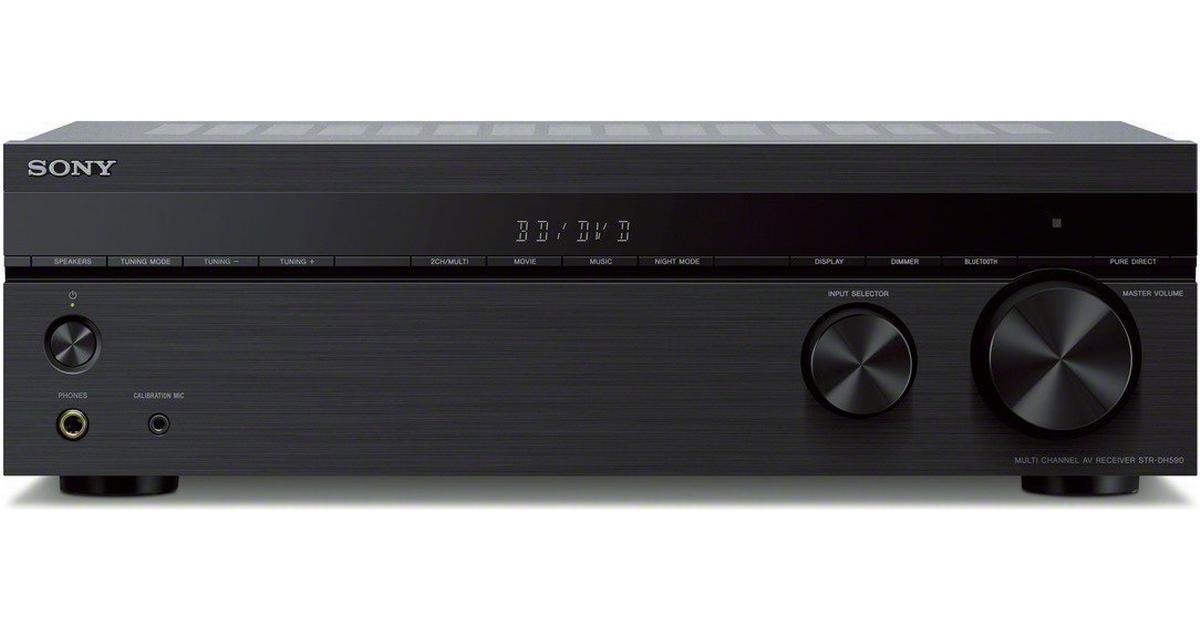 Sony-STR-DH590 AV-ontvanger