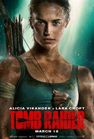 Tomb Raider filmposter