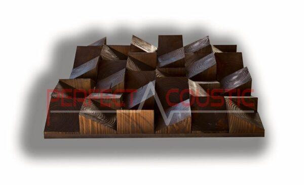 Type hout-akoestische diffusor (3)