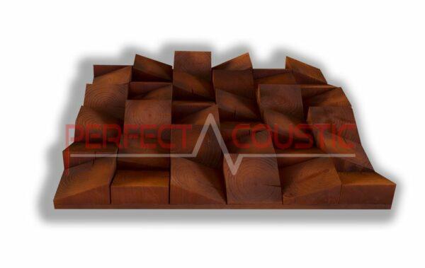 Type houten akoestische diffusor (2)
