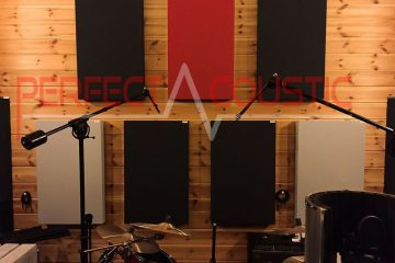 akoestische scheiding van drumapparatuur (2)