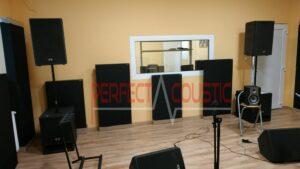 diffusor voorpaneel akoestische panelen nabij de muur (2)