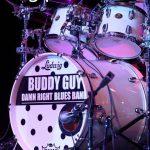 drummer met foto-akoestische elementen
