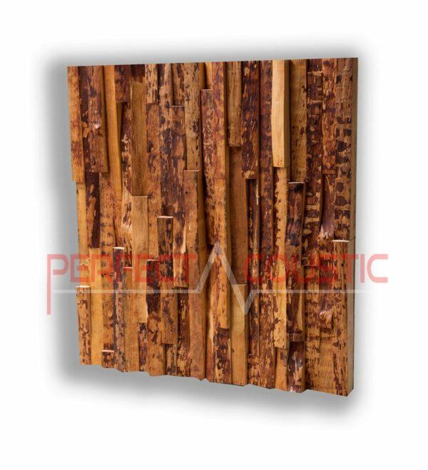 edel hout akoestisch diffusorpatroon