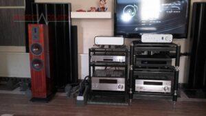 gebruik van akoestische diffusors achter de luidsprekers (2)
