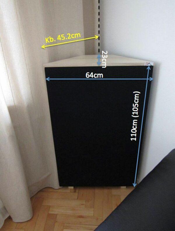 hoek bass trap