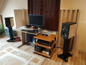 Kolom akoestische diffusers-home theater akoestisch ontwerp met diffuser voorpaneel akoestische diffuser (3)