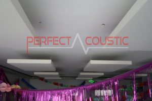 kamer akoestisch ontwerp met diffusor voorpaneel akoestische panelen (4)