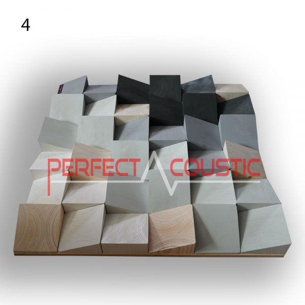 kunst akoestische diffuser donker (3)
