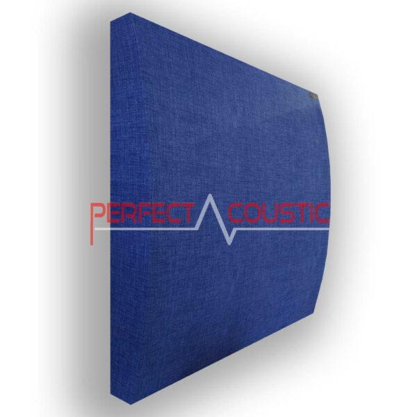 paneel-3D blauw