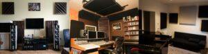 perfect acoustic beeld-akoestisch wandpaneel