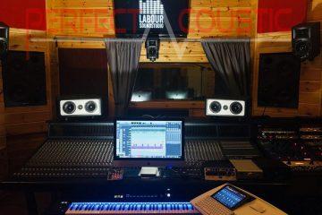 Studio akoestiek