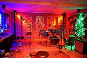 studio akoestiek meting en akoestische reparatie