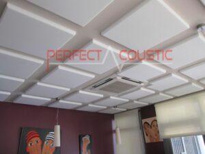 akoestische plafondpanelen-uitvoering van kantoorakoestiek (4)