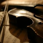 viool geprint akoestisch paneel (2)