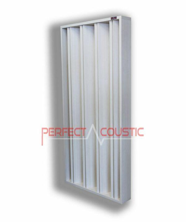 zuilvormige akoestische diffuser wit (2)